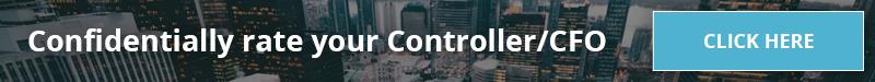 CFO/Controller Scorecard