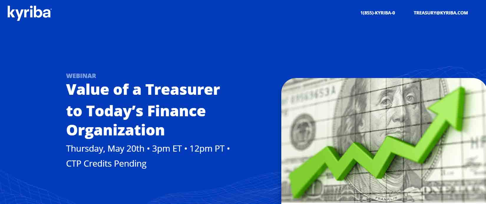 What Value Does a Treasurer Add to Today's Organizations?