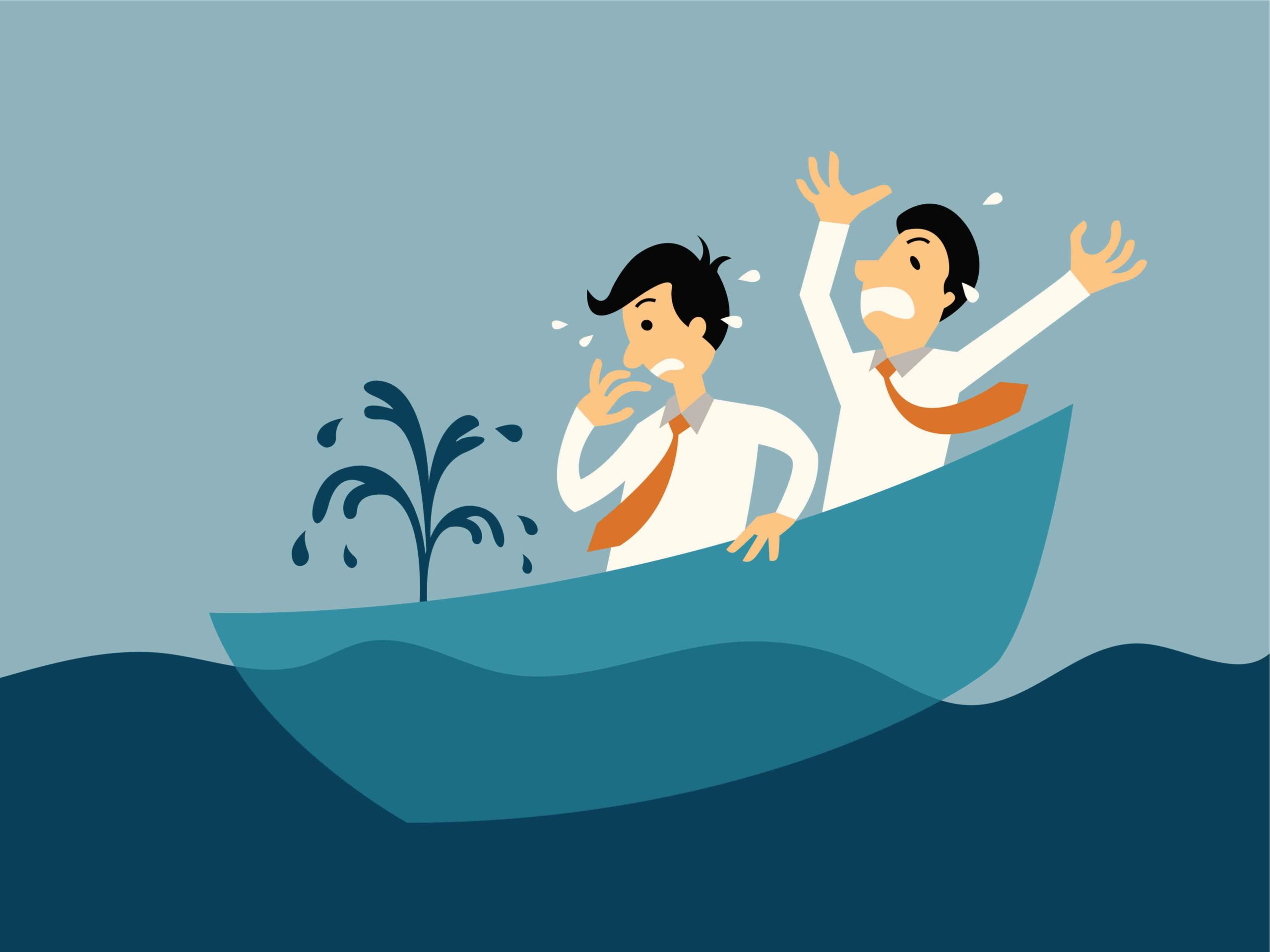 7 Ways You Can Sink Your Business