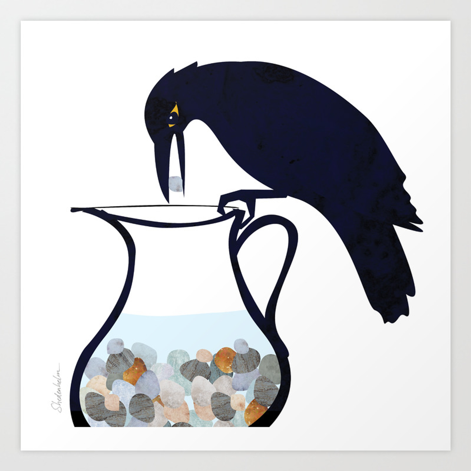 """How the Fable of """"The Crow and the Pitcher"""" Can Increase Your Profits and Cash Flow"""