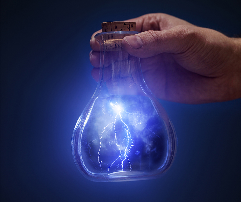 """How """"Lightning in a Bottle"""" Can Transform Your Business"""
